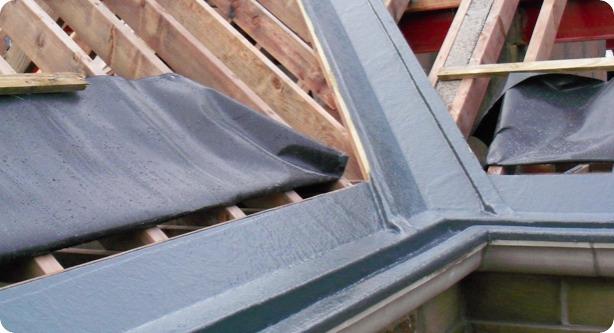 I Tec Flat Roofing Fibre Glass Flat Roofing London